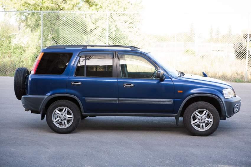 Car Honda CRV 1999