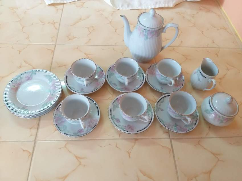 A whole Tea set