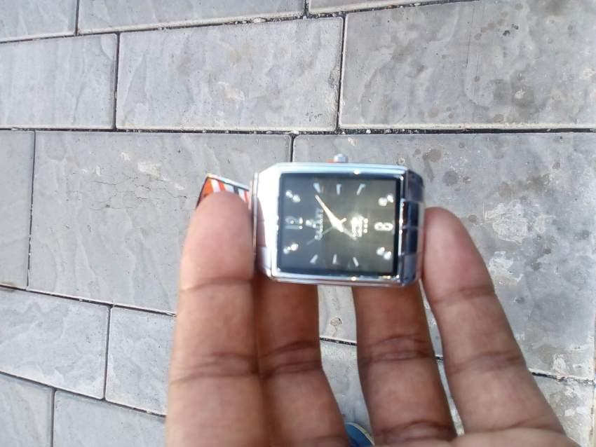 Galaxy quatz watch