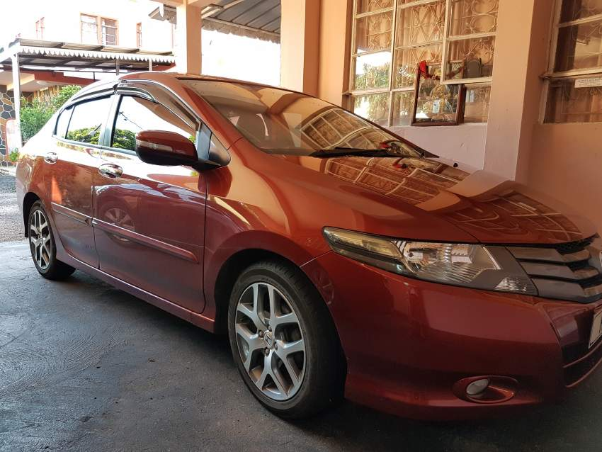 Honda City  New Shape Automatic