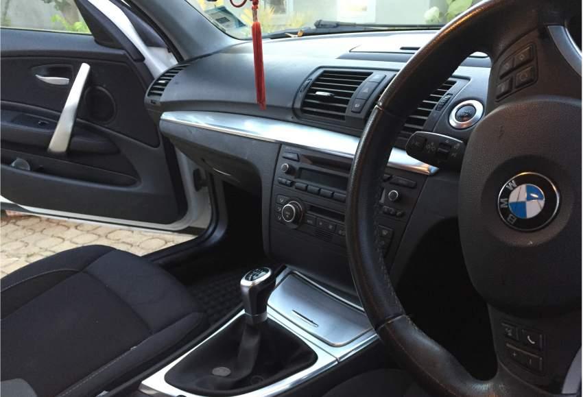 BMW 116i (2010 model) 100k kms Lady-driven Rs360k neg