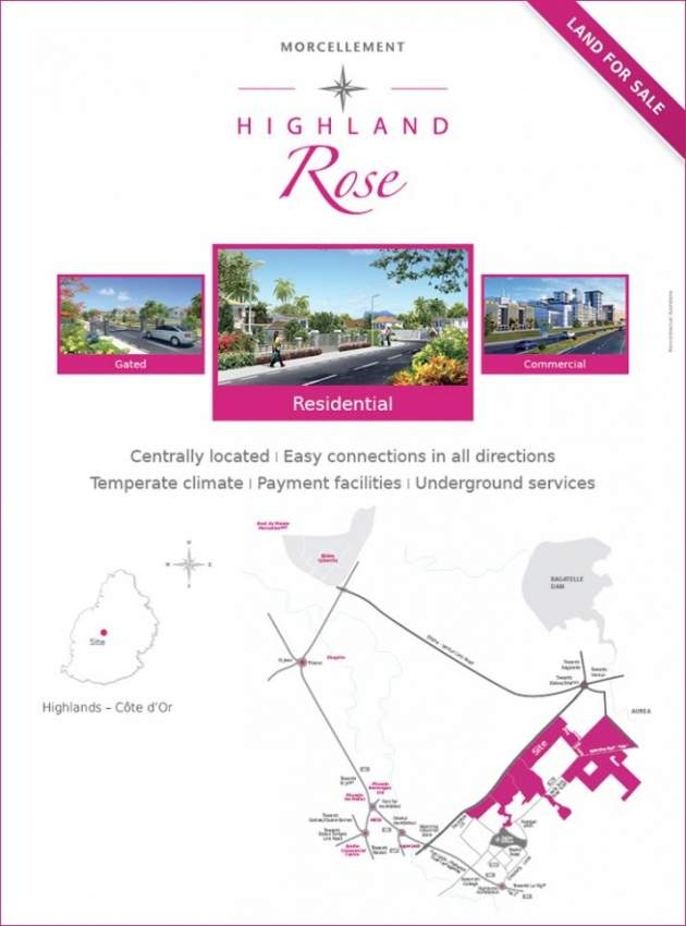 Highland Rose Land For Sale