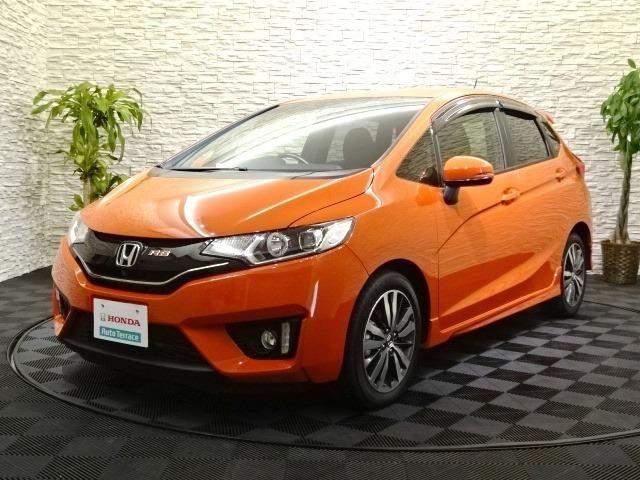 Honda Fit (Hybrid) Carvector