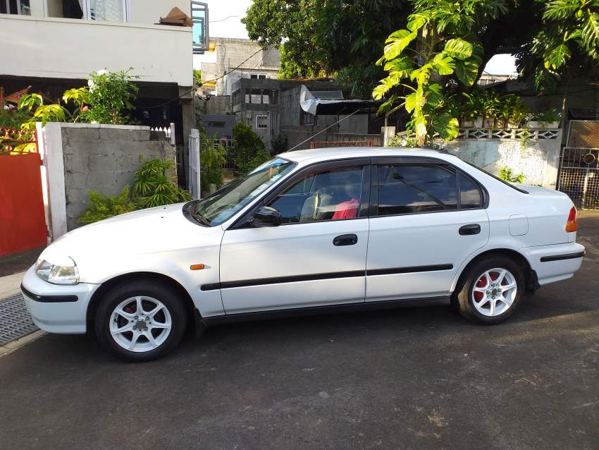 Honda Civic 1493cc
