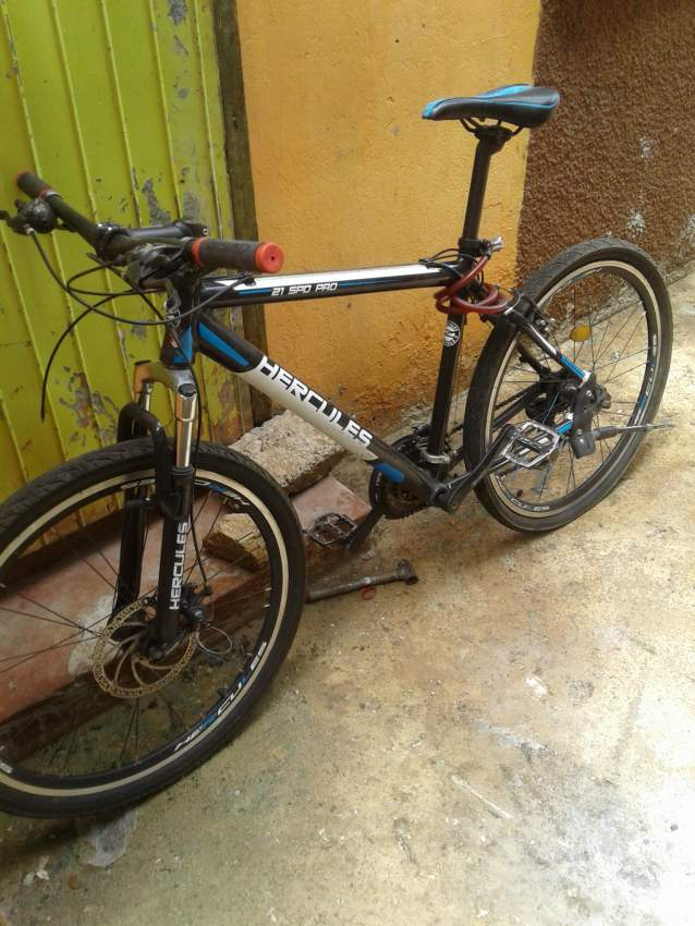 Hercule bike