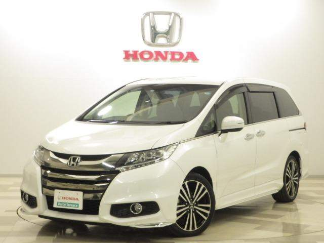HONDA ODYSSEY 2400 cc From Japan - Family Cars at AsterVender