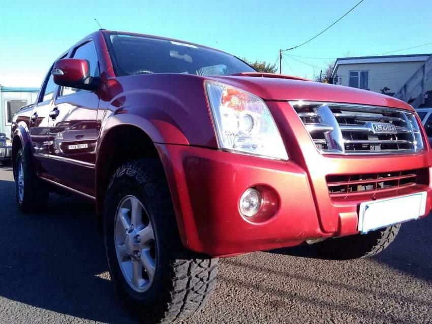 2007 57 Isuzu Rodeo 2.5TD 4WD Denver