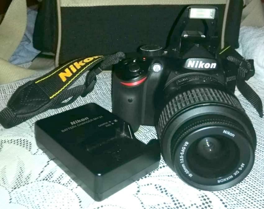 Camera Nikon D3200 for sale