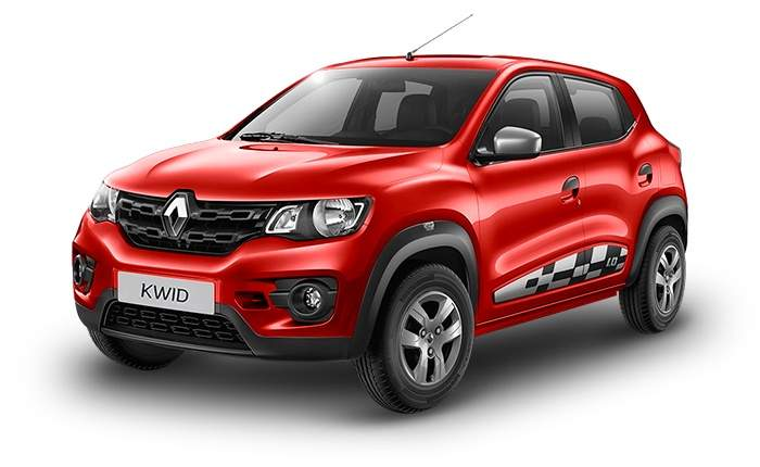 Renault kwid  - Family Cars at AsterVender