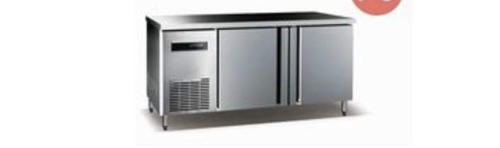 Energy Efficient Commercial Refrigerator Freezer, Under-Coun