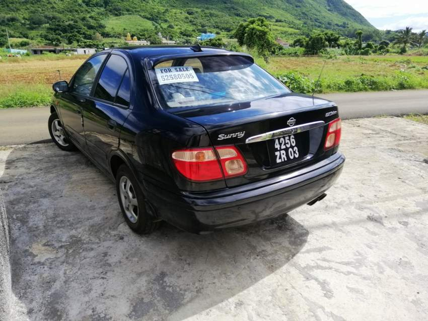 Nissan Sunny N16 - Family Cars at AsterVender