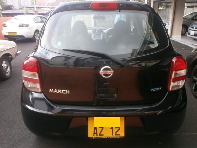 Nissan March Yr Az 12 Automatic - Family Cars at AsterVender