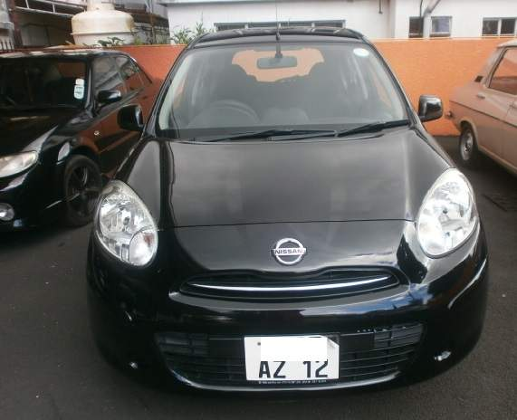 Nissan March Yr Az 12 Automatic