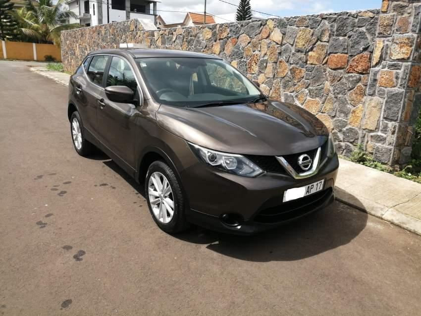 Nissan Qashqai Acenta Manual
