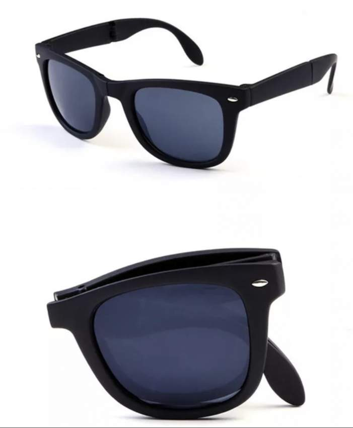 Foldable sunglasses with box - Eyewear at AsterVender