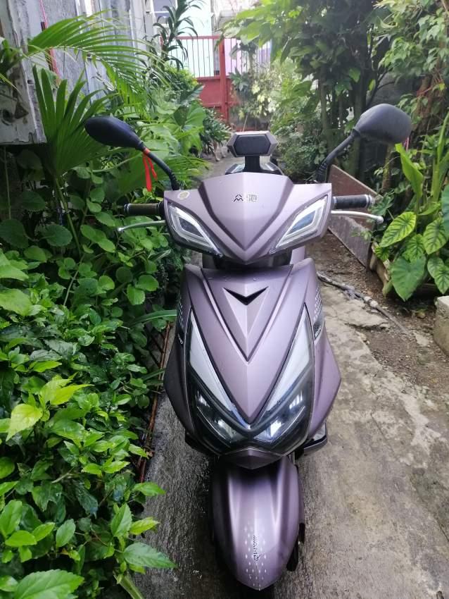 Électrique scooter