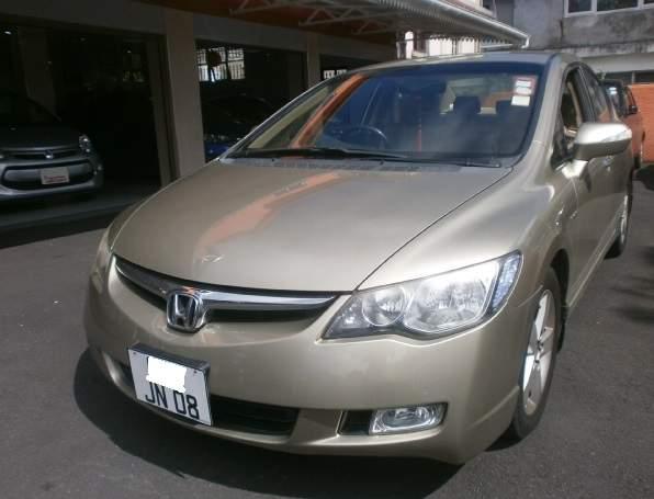Honda Civic IVTEC JN 08