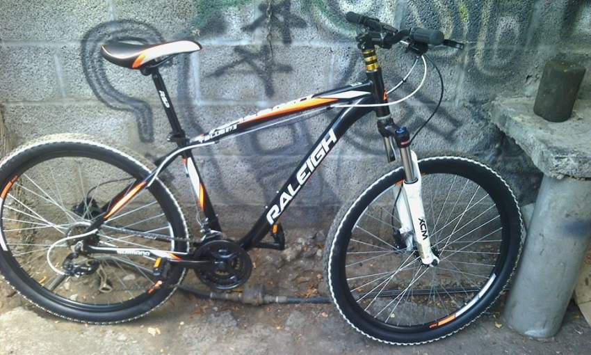 Raleigh MTB Bicycle
