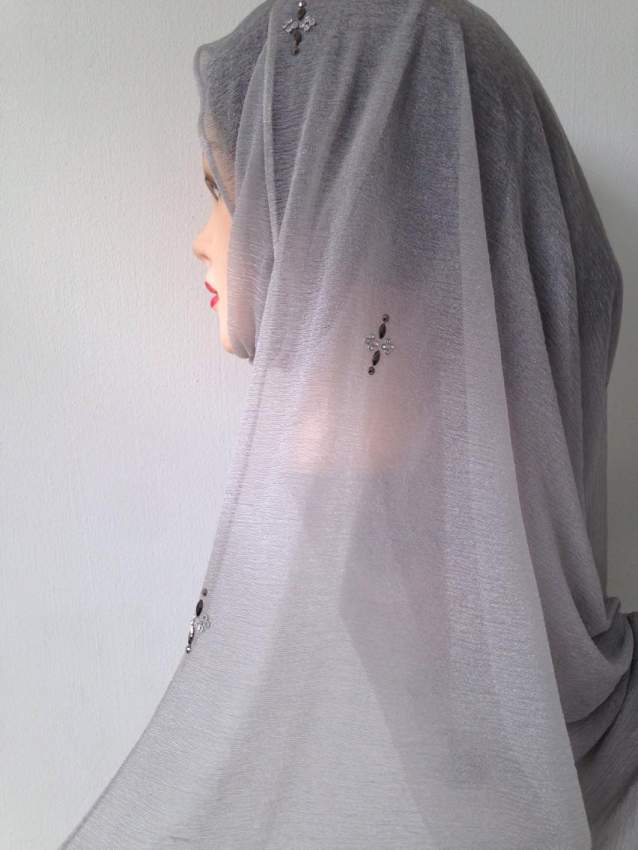Scarves/Hijab - Scarves at AsterVender