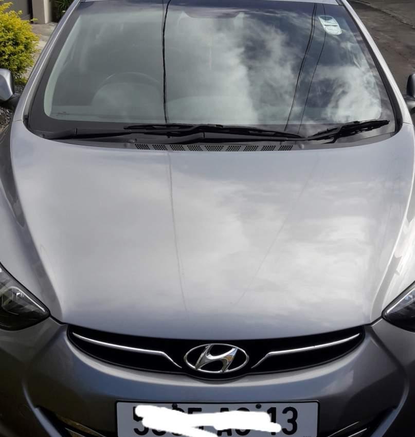 Hyundai Elantra 1600 Automatic