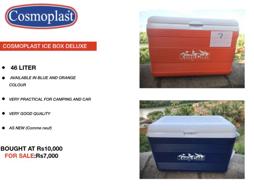 ICE BOX COSMOPLAST - Other storage furniture at AsterVender