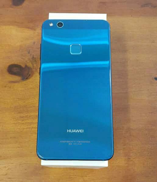 Huawei P10 lite blue