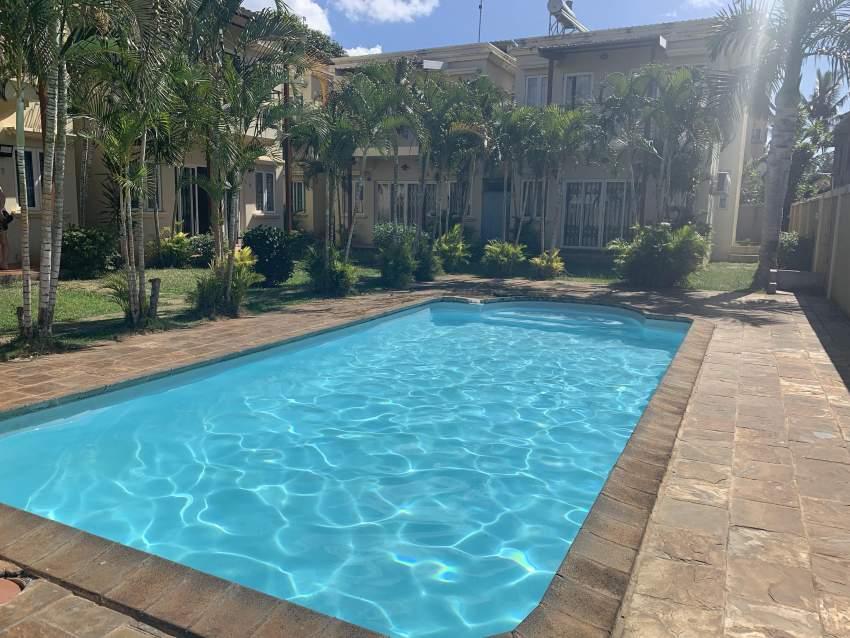 Flic en Flac à vendre villa duplex 3 chambres