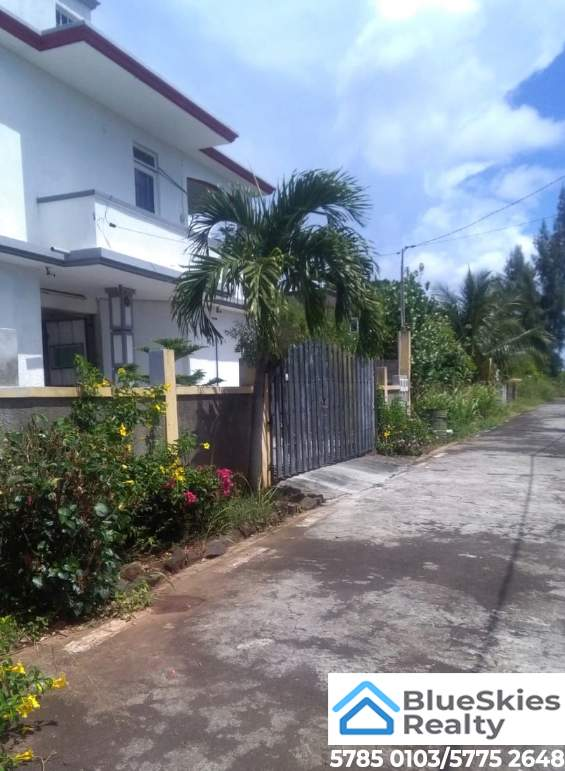 Cosy Duplex in Trou Aux BIches For Rent