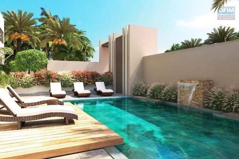 A vendre un appartement neuf avec magnifique vue à Flic en Flac