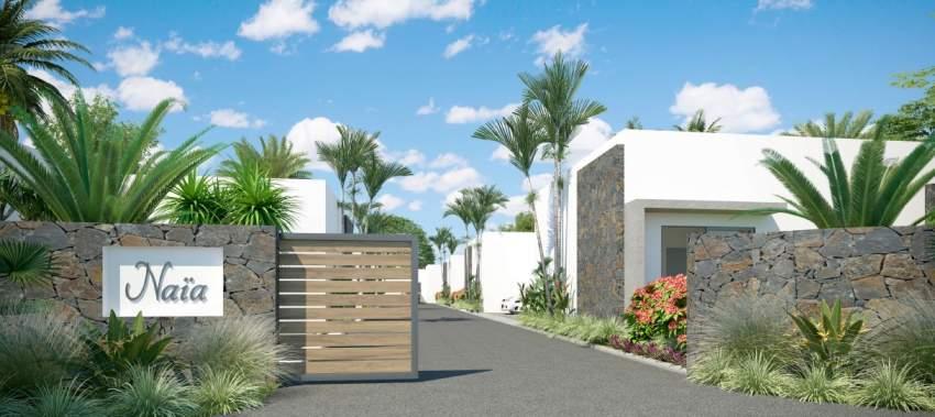 Villas proche du centre ville de Grand Baie