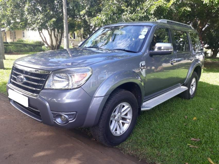 Ford Everest 2011 2.5 T - SUV Cars at AsterVender