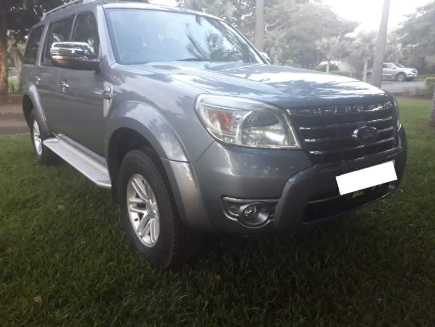 Ford Everest 2011 2.5 T