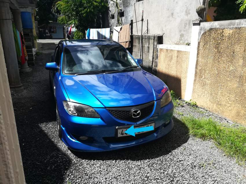 Mazda 3 - Compact cars at AsterVender