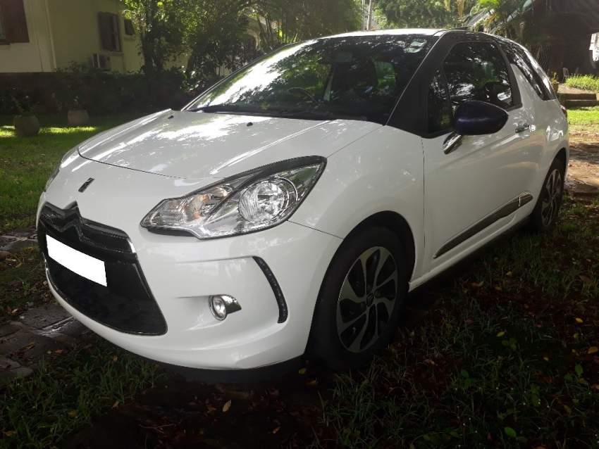 2016 Citroen DS3 1.6 Hdi-Sports Car (Possible leasing)