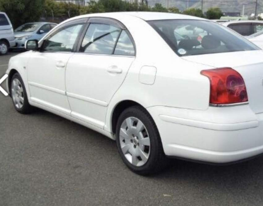 Toyota Avensis - Family Cars at AsterVender