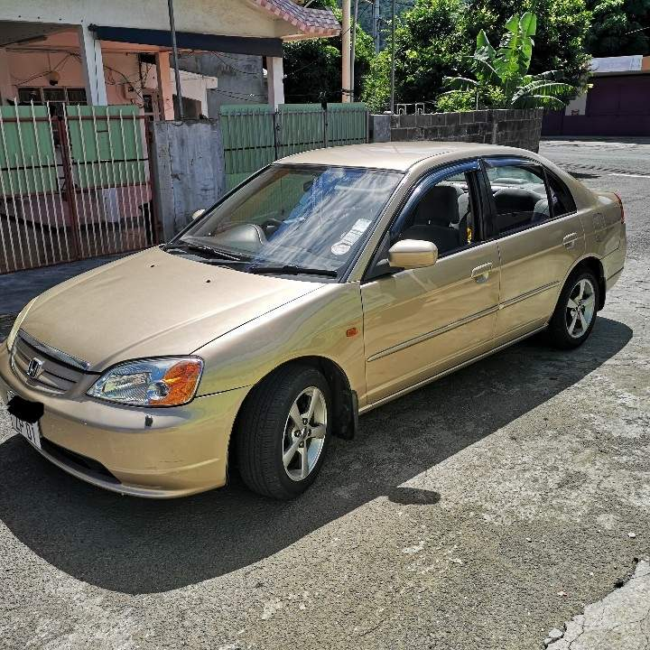 Honda Civic Es8 2001 - Compact cars at AsterVender