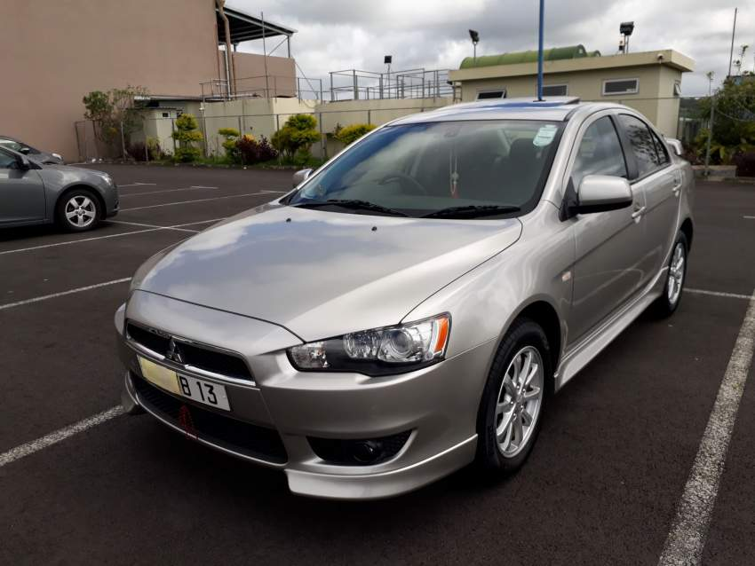 Mitsubishi Lancer Ex - Family Cars at AsterVender