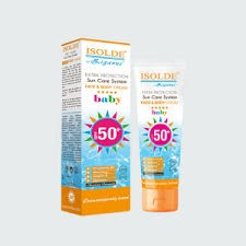 SUN PROTECT BABY FACE & BODY CREAM SPF50  - Cream at AsterVender