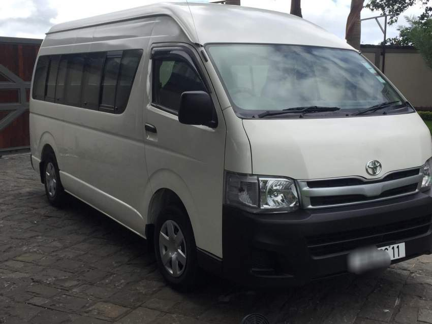 Toyota Hiace for sales