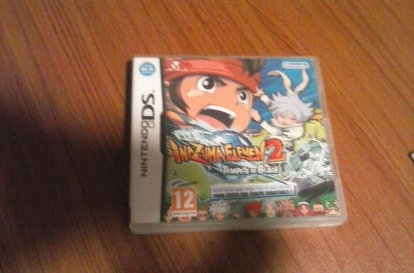 2 jeux Nintendo DS/ Imazuma Eleven