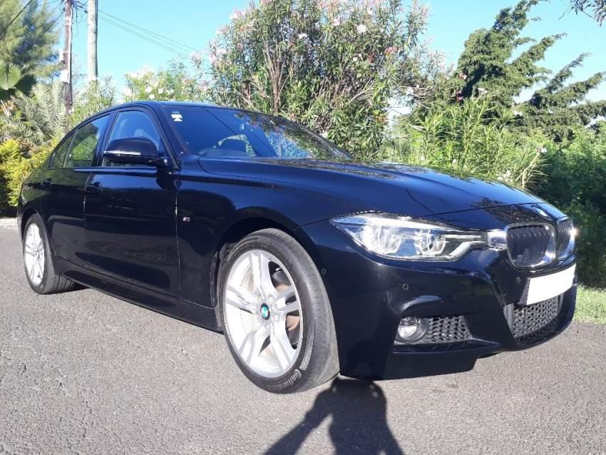 BMW 318i M Sport line 2016