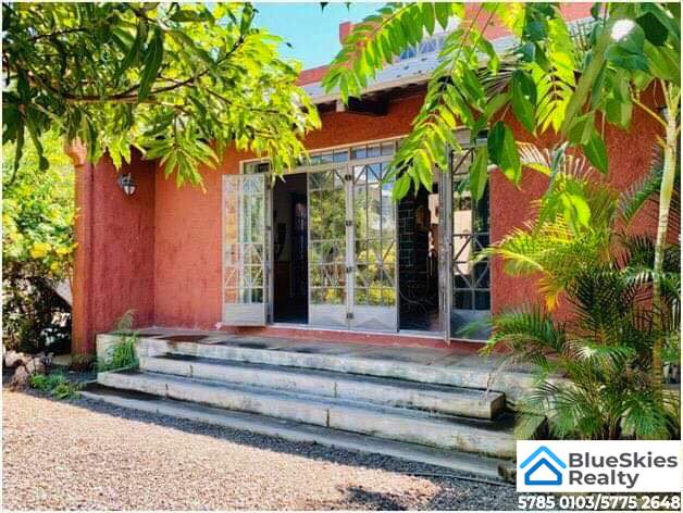 4 Bedroom Villa in Trou aux Biches