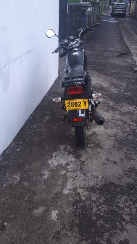 Moto Haojue 125cc