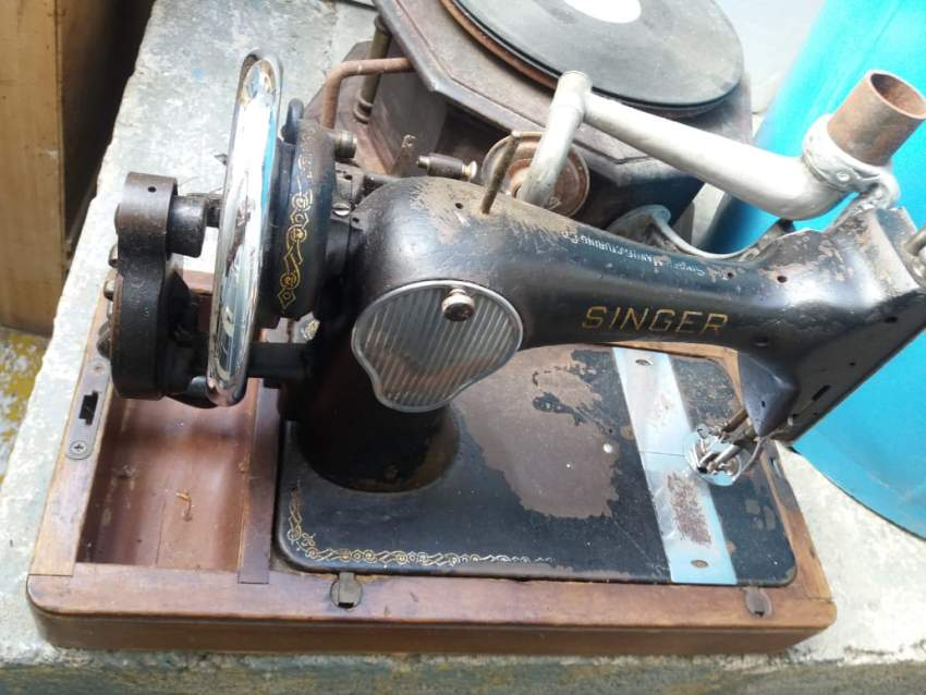 machine a coudre singer 1953 - Antiques at AsterVender