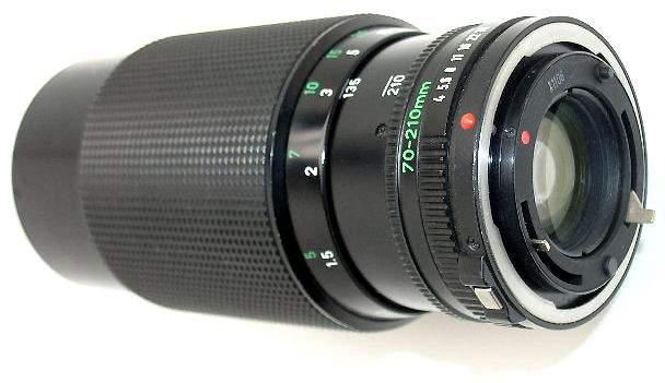 zoom lens canon