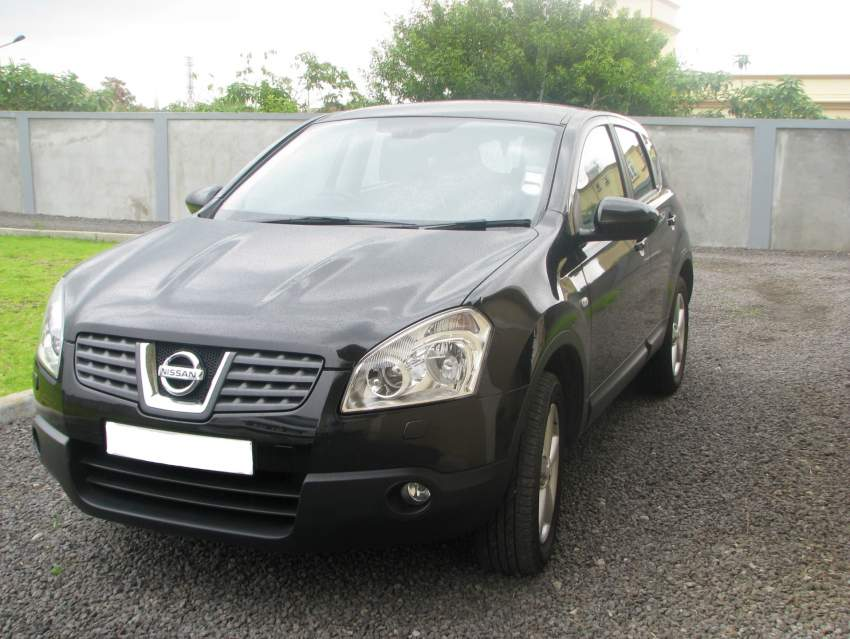 Nissan Qashqai Full option (Tekna)