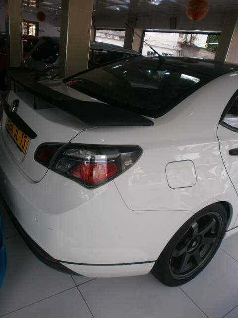 MG 6 - Family Cars at AsterVender