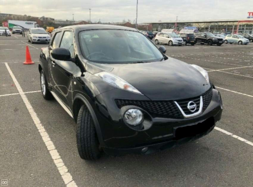 Nissan Juke at AsterVender