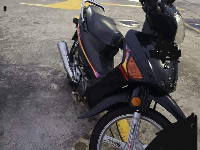 Haojue Lucky 110cc Motorcycle