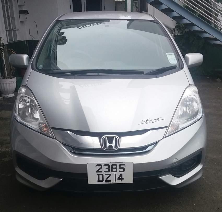 Sale of Honda Fit Shuttle